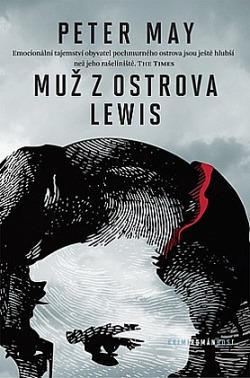 Muž z ostrova Lewis obálka knihy