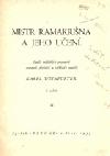Mistr Ramakrišna a jeho učení I.