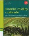 Exotické rostliny v zahradě obálka knihy