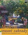 Moderní terasové zahrady obálka knihy