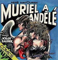 Muriel a andělé obálka knihy