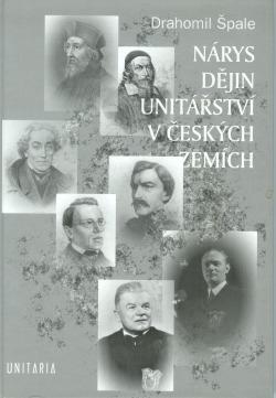 Nárys dějin unitářství obálka knihy