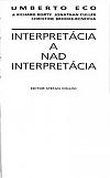 Interpretácia a nadinterpretácia