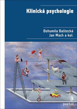 Klinická psychologie obálka knihy
