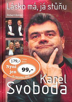 Karel Svoboda - Lásko má, já stůňu obálka knihy