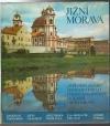 Jižní Morava krajina, historie, umělecké památky