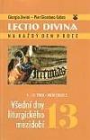Lectio divina na každý den v roce 13