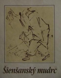 Šienšanský mudrc obálka knihy