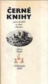 Černé knihy práva loveckého na hradě Buchlově obálka knihy