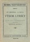 Výbor lyriky