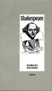 Shakespeare obálka knihy