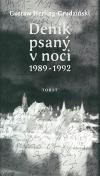 Deník psaný v noci 1989–1992