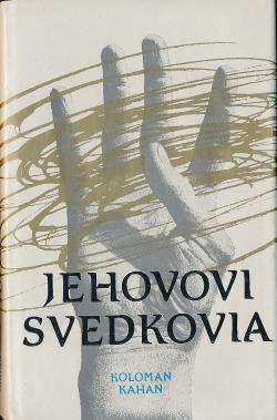 Jehovovi svedkovia obálka knihy