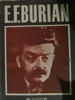 E. F. Burian obálka knihy