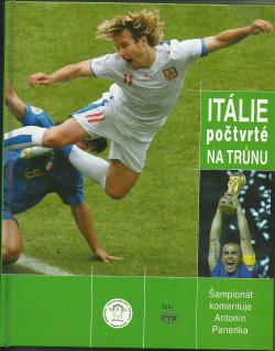 Itálie počtvrté na trůnu obálka knihy