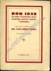 Rok 1848 dle deníku vlasteneckého učitele Františka Václava Karlíka v Rokycanech (1. díl)