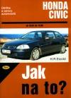 Honda Civic obálka knihy