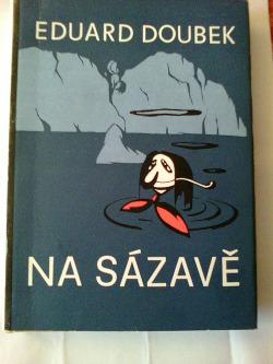 Na Sázavě obálka knihy