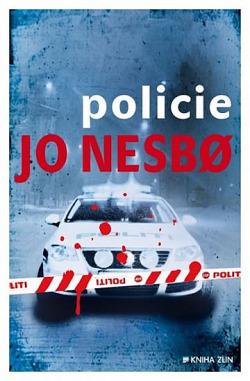 Policie obálka knihy