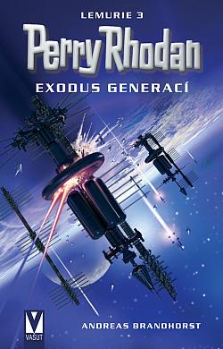Exodus generací obálka knihy