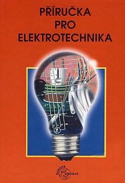 Příručka pro elektrotechnika obálka knihy