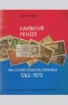 Papírové peníze na území Československa 1762-1975
