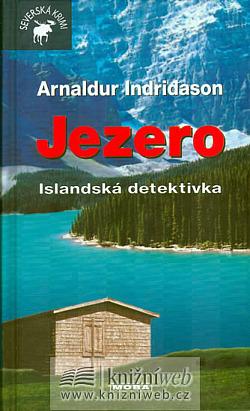 Jezero obálka knihy