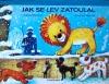 Jak se lev zatoulal obálka knihy