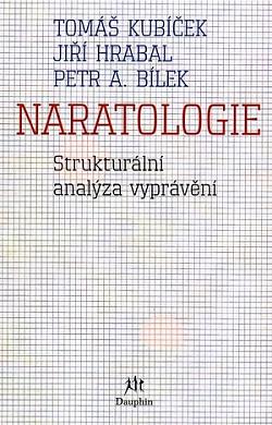 Naratologie: Strukturální analýza vyprávění obálka knihy