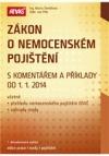 Zákon o nemocenském pojištění s komentářem a příklady od 1. 1. 2014
