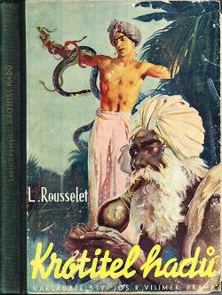 Krotitel hadů obálka knihy