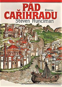 Pád Cařihradu obálka knihy