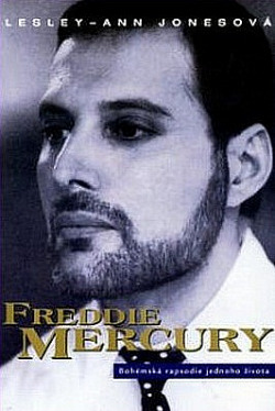 Freddie Mercury: Bohémská rapsodie jednoho života obálka knihy
