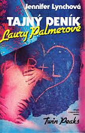 Tajný deník Laury Palmerové obálka knihy