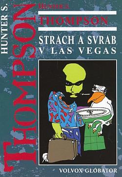 Strach a svrab v Las Vegas obálka knihy