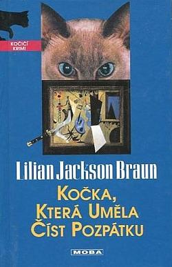 Kočka, která uměla číst pozpátku