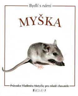 Myška obálka knihy