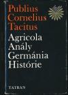 Agricola, Anály, Germánia, Histórie