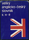 Velký anglicko-český slovník II. H-R