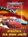 Auta - Knížka na rok 2010