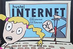 Hustej internet obálka knihy