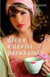 Dívka s devíti parukami obálka knihy