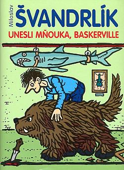 Unesli Mňouka, Baskerville! obálka knihy