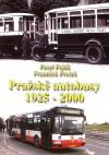 Pražské autobusy 1925-2000