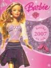 Barbie Knížka na rok 2007
