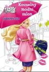 Barbie a Kouzelný módní salon Zábavný sešit