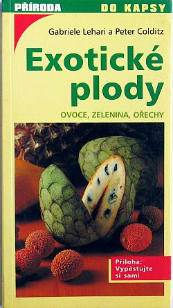 Exotické plody obálka knihy