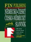 Německo-český, česko-německý praktický slovník obálka knihy