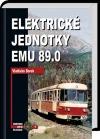 Elektrické vozy EMU 89.0 obálka knihy
