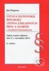 Ústava Slovenskej republiky, Listina Základyných práv a slobôd